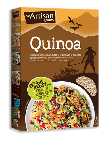 ARTISAN GRAINS QUINOA