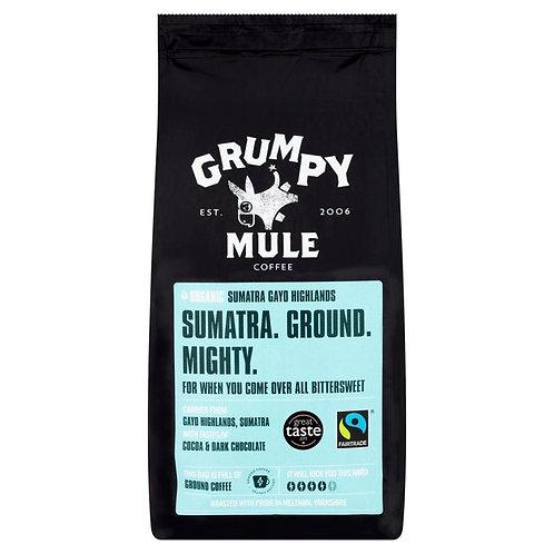 GRUMPY MULE SUMATRA GROUND COFFEE