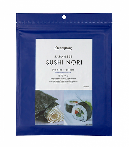 CLEARSPRING SUSHI NORI TOASTED