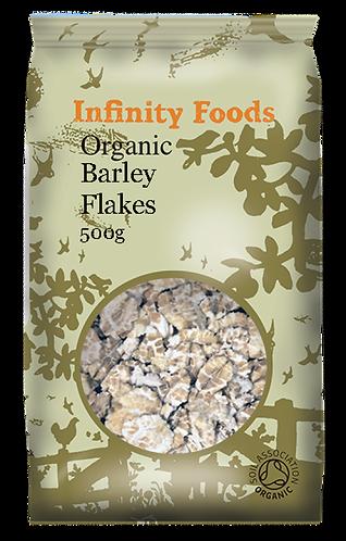 INFINITY ORGANIC BARLEY FLAKES
