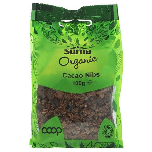 SUMA ORGANIC CACAO NIBS
