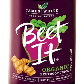 JAMES WHITE BEETROOT JUICE 750ml