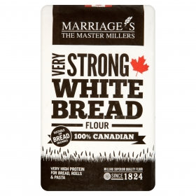 MARRIAGES VERY STRONG CANADIAN WHITE BREAD FLOUR