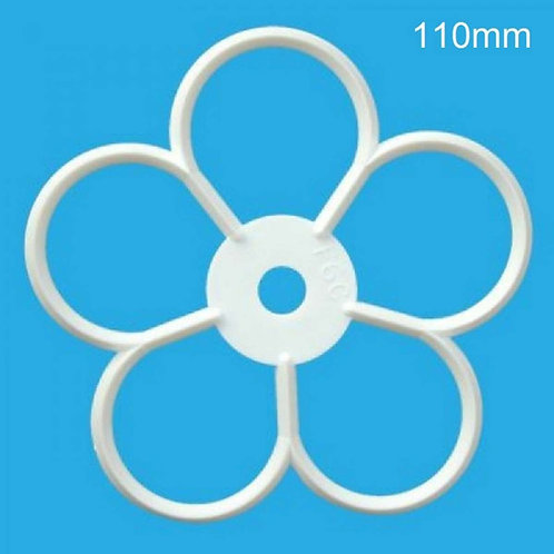 Orchard Products - 110mm Five Petal Flower - Cutter