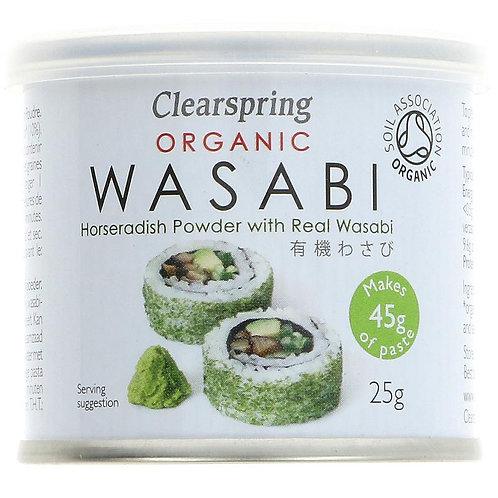 CLEARSPRING ORGANIC WASABI POWDER