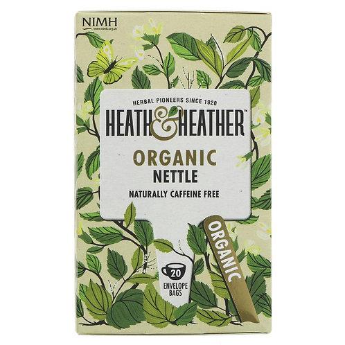 HEATH & HEATHER ORGANIC NETTLE TEA