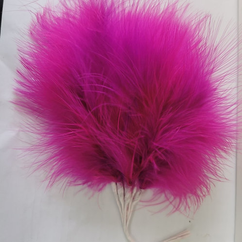 Feather Spray - Purple - 6 pack