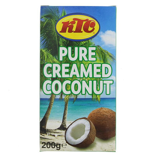 KTC PURE CREAMED COCONUT