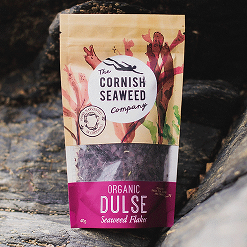 CORNISH SEAWEED COMPANY ORGANIC DULSE FLAKES