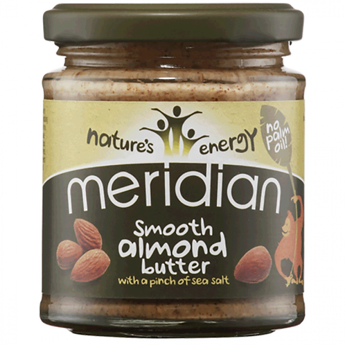 MERIDIAN ALMOND BUTTER SMOOTH SALTED