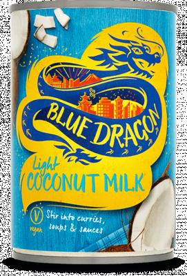 BLUE DRAGON LIGHT COCONUT MILK