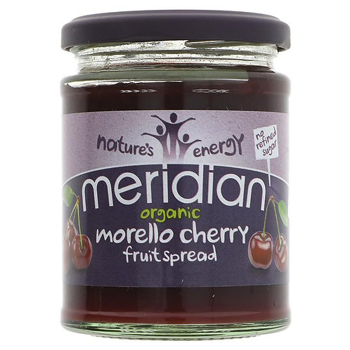 Meridian Organic Morello Cherry Spread