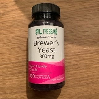 Brewer's Yeast- 300 Tablets