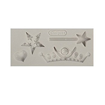 Culpitt - Princess Accessories - Silicone mould