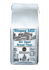 WESSEX MILL SIX SEED BREAD FLOUR