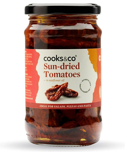 COOKS & CO SUN-DRIED TOMATOES