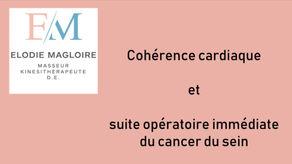 Quels exercices en suites opératoires immédiates du cancer du sein ?