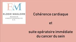 Quels exercices en suites opératoires immédiates du cancer du sein ? 1/3