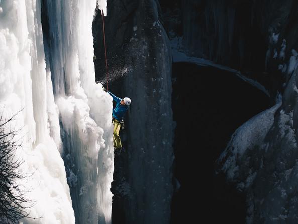 Frozen Water X Marcel Schenk