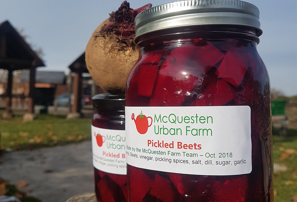 Pickled Beets -  750ml