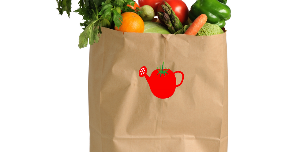 Holiday Veggie Bag - Large