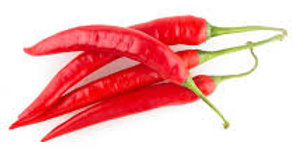 Peppers (hot & spicy) - price per plant!