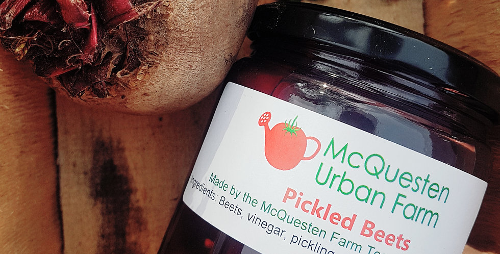 Pickled Beets -  500ml