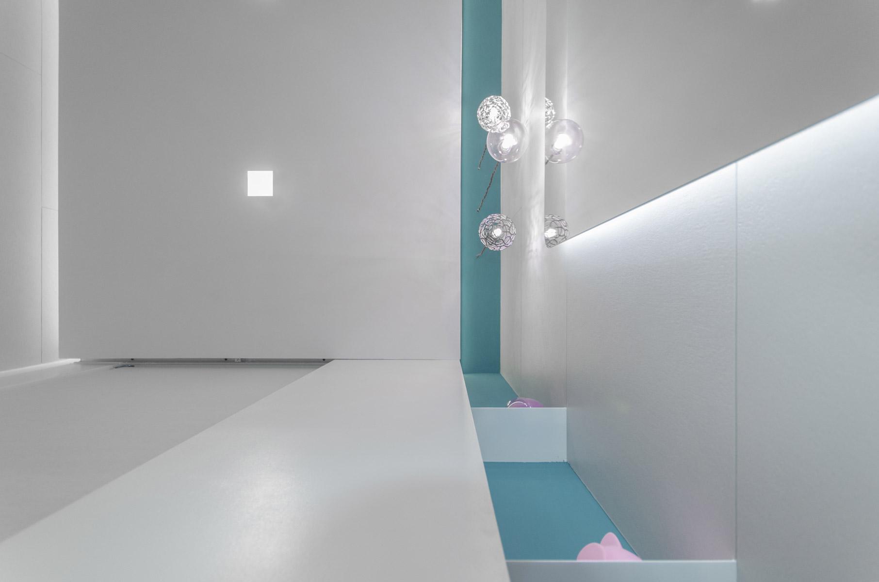 Bagno design Garbatella