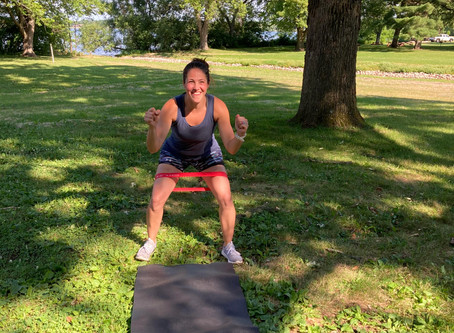 6-Week Fitness Class Offered @ Community Park