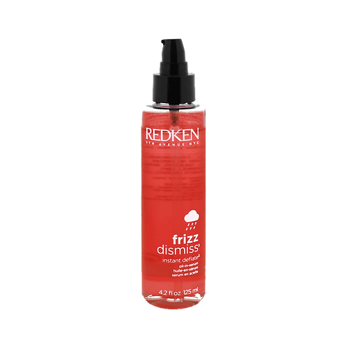 Frizz Dismiss Instant Deflate Hair Oil
