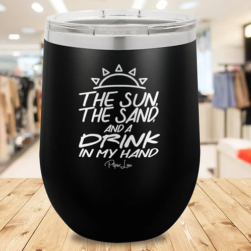 The Sun The Sand WineCup