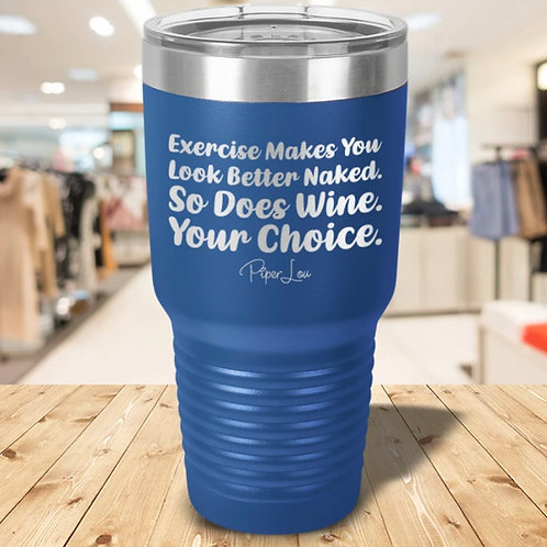 Look Better Naked 30 oz Tumbler