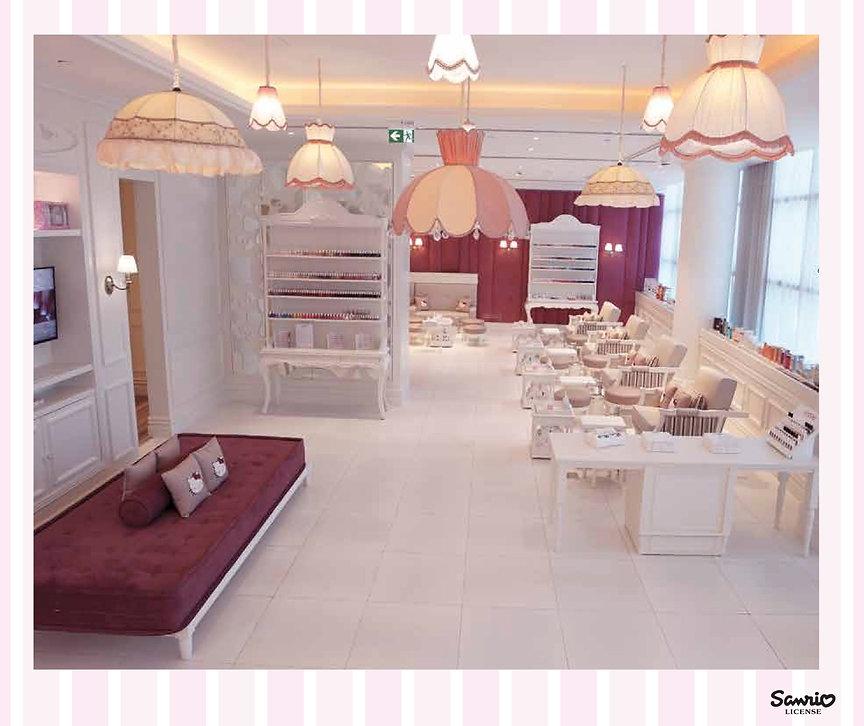 Hello Kitty Beauty Spa Doha