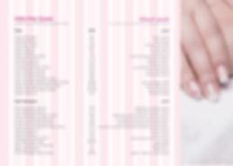 Hello Kitty Beauty Spa Menu Prices 2019