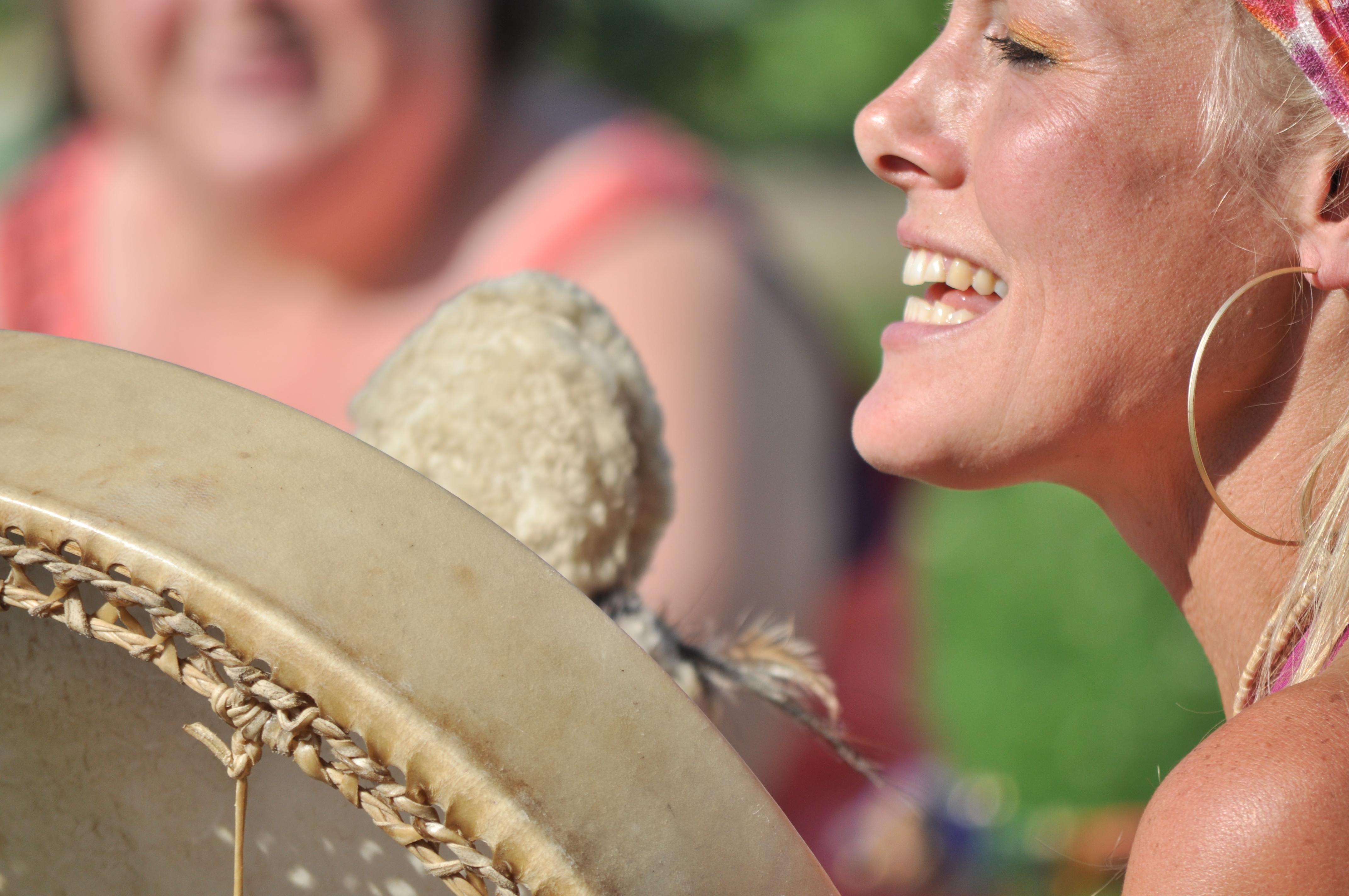 White Sun Drumming