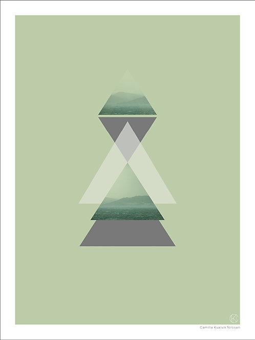"""""""Grønn geometri"""""""