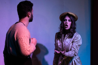 marcello gets told off by his mrs (1 of