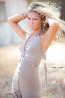 Hayley of Willow model Management
