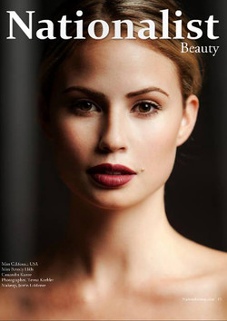 Miss California, Cassie Kunze