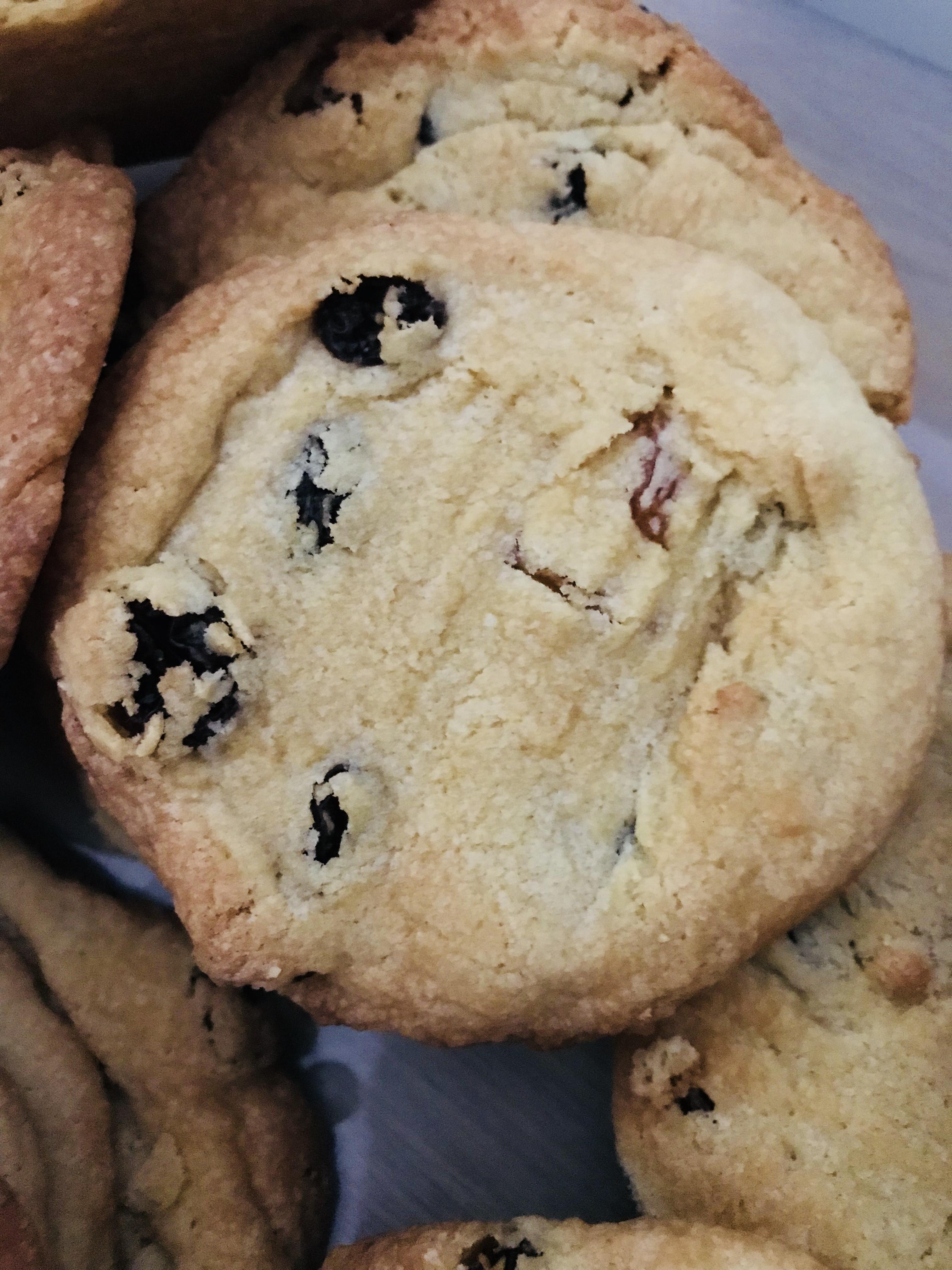 Maple & Raisin Cookie