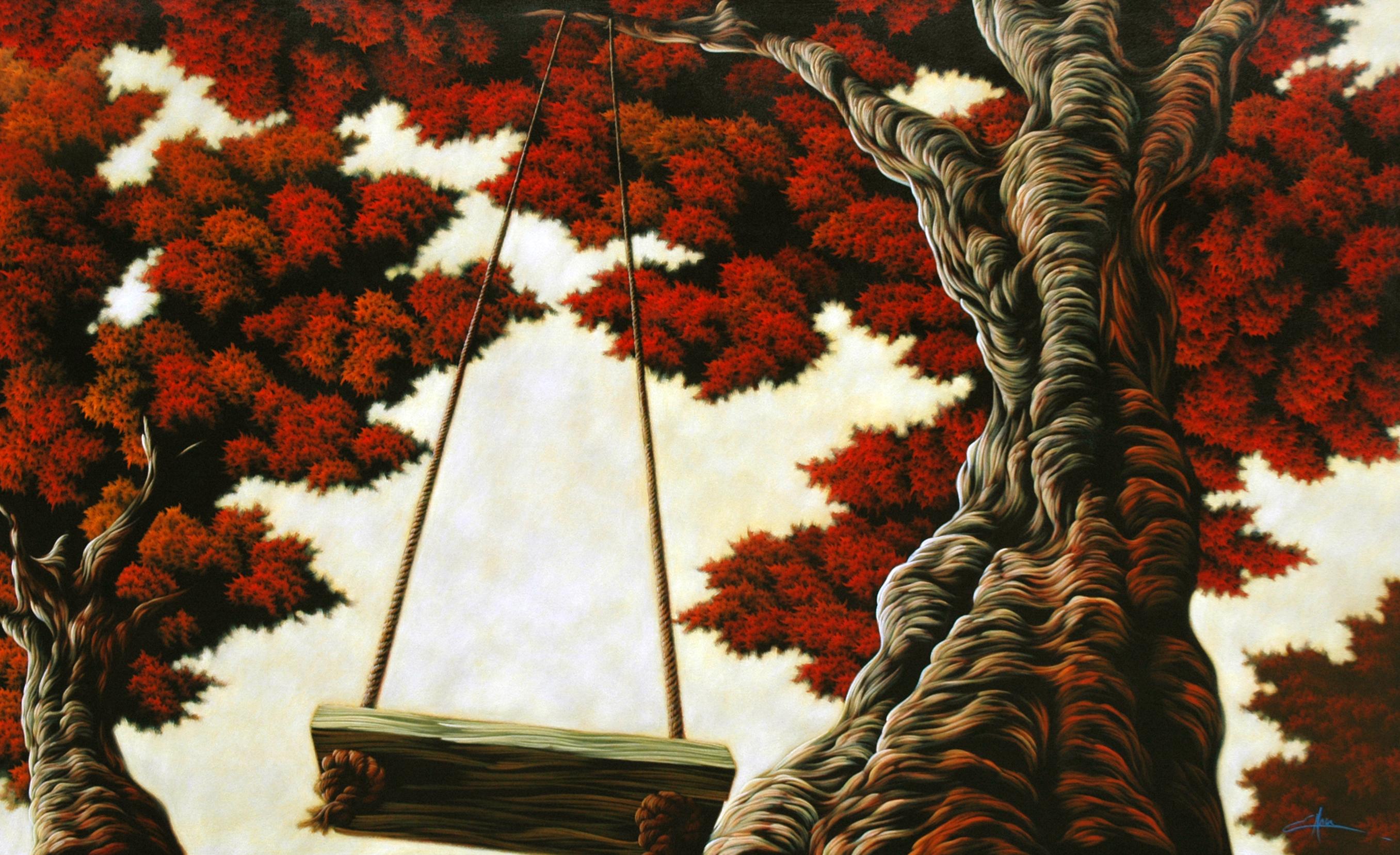 Tree Swing #4
