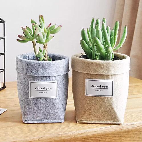 Blanket Planter Cover