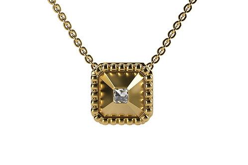 Collier Vendôme VII Modèle S Or jaune