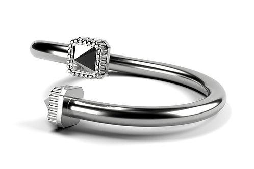 Bracelet Vendôme VII Modèle S Or blanc