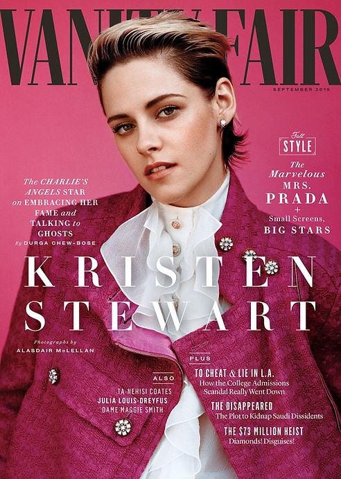 Kristen Stewart Vanity Fair September 20