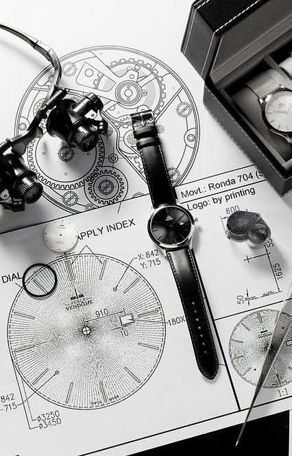 Horlogerie Homme PLACE VENDÔME Paris