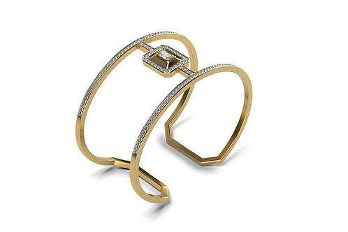 Bracelet Vendôme VI Modèle L Or jaune