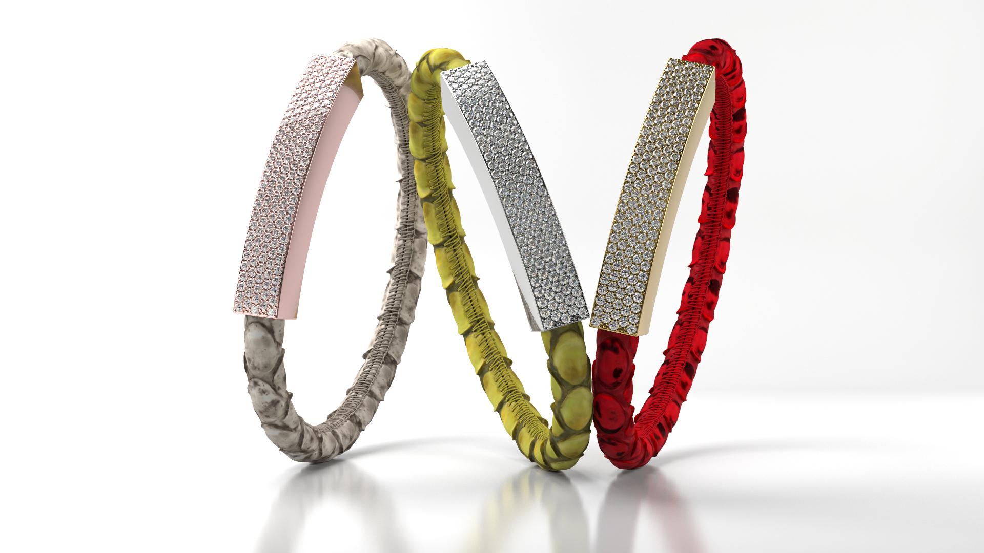 Bracelet_3vertical_7mm_Python_002