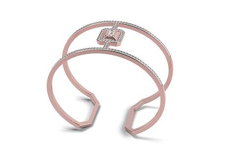 Bracelet Vendôme VI Modèle L Or rose