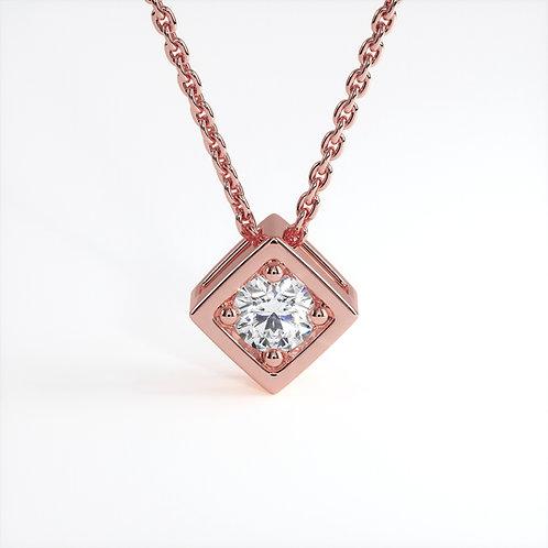 Collier Vendôme VIII Modèle S Or Rose